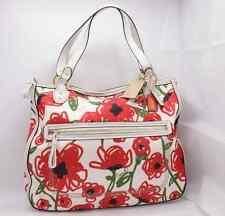 NWT Coach 22442 Poppy Floral EW Hallie Large Glam Tote Handbag  Purse