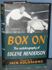 Box On The Autobiography Of Eugene Henderson