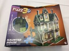 Haunted House 3D 200 Piece Puzzle