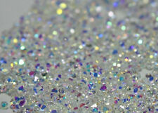 Swarovski Kristall Diamant Facettenschliff Strasssteine Nail Art 1440St 1mm