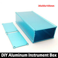 DIY Waterproof Electronic Project Instrument Case Box Connector Aluminum