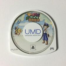 USED PSP Disc Only Bokujou Monogatari Sugar-Mura to Minna no Negai PSP the Best