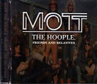MOTT THE HOOPLE friends and relatives -26 tr.- 2CD NEU