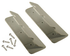 2x Boat Seat Hook Clips Brackets + Screws Fits Many Rib Dinghy Inflatable Boats