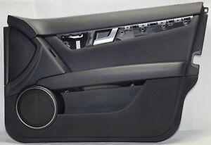 Door Panel Mercedes W204 C Class Right Front A2047200763 Black Original