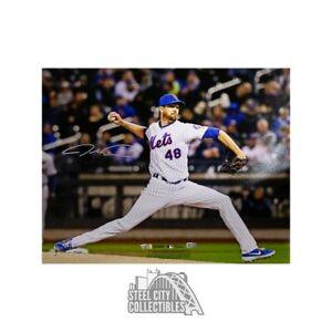Jacob deGrom Autographed New York Mets 16x20 Photo - Fanatics
