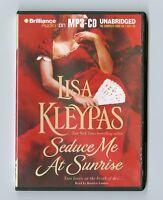 Seduce Me at Sunrise by Lisa Kleypas - MP3CD - Audiobook