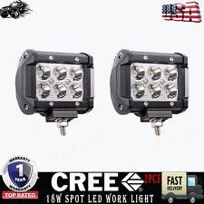 2Pack Marine Spreader light LED Deck/Mast light for boat 18W Spot Led Light Bar