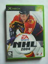 Hockey NHL 2004 - Xbox 1ere generation - CD tres bon état