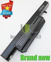 Battery for CLEVO C4500BAT-6 C4500 C4500Q C5105 C5100Q B5100M C500Q C4100 B5130M