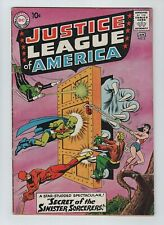 DC 1961 JUSTICE LEAGUE OF AMERICA No. 2 Incomplete with All Story Art Intact