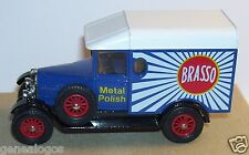 MATCHBOX 1929 MORRIS LIGHT VAN Y19 BRASSO METAL POLISH