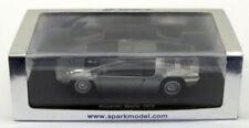 Artículos de automodelismo y aeromodelismo Spark color principal plata de resina