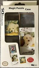 Nintendo DS Magic Puzzle Case - Nintendogs Dalmation Pups (Free UK Post)