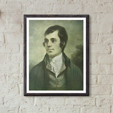 ROBERT BURNS by Alexander Nasmyth 1787 - FINE ART PRINT