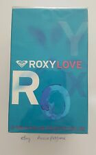 Quicksilver Roxy Love 100ml/ 3.3oz Women's Perfume EDT Spray Sealed Box Rare