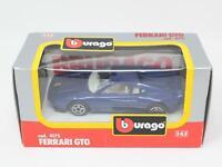 1:43 BURAGO BBURAGO #4175 FERRARI GTO BOXED [QB3-022]