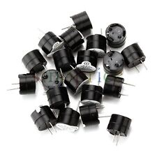 20PCS 12V Electromagnetic Type Continuous Sound IC Alarm Piezo Buzzer