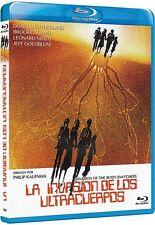 Invasion Of The Body Snatcher - La Invasión De Los Ultracuerpos (Blu-Ray)