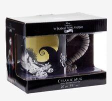 Disney The Nightmare Before Christmas Graveyard Ceramic Mug 20oz. Coffee Mug