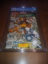 Amazing Spider-man #360 CGC 9.6 Rare Newsstand Edition 1st Cameo App of CARNAGE!