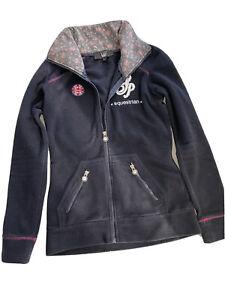 Spooks Fleece Jacke Franzi, Farbe Navy, Größe S, sehr guter Zustand