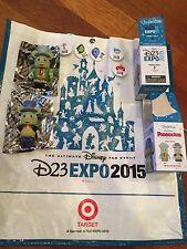 DISNEY D23 EXPO 2015 PINOCCHIO 75th Anniv Vinylmation LE 250 Jiminy Cricket RARE