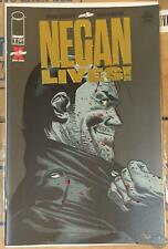 Negan Lives #1 First Print Gold Variant - One Per Store