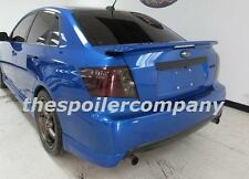 "UN-PAINTED for 2008-2011 SUBARU IMPREZA SEDAN ""WRX-STYLE"" SPOILER W/CLEAR LED"