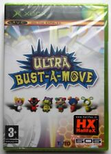 ULTRA BUST A MOVE  XBOX MULTILINGUAL EDITION NEW SEALED