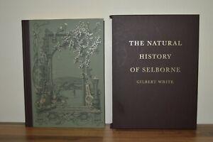 The Natural History of Selborne - Gilbert White - Folio Society 2009 (K8)