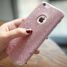 Luxury Glitter Clear Soft Silicone TPU Case Cover Skin for iPhone 6 6s 7 Plus SE