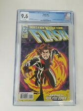 Flash #92 CGC 9.6 NM+ 1st Appearance of Impulse DC Comics 1994 White Pages