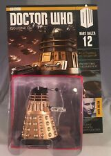 Doctor Who Figurine: Special/Rare Dalek #12, Sonic Probe, NEW, SD12, Dr