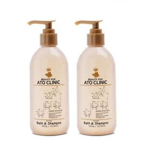 [Beauty Fox ATO Clinic] ATO CLINIC Infant Bath & Shampoo 1+1