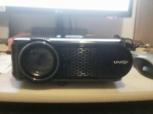 UHAPPY PROJECTER BLACK,GOOD CONDITION HARDLY USED.