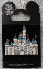 Disney Pin DLR Sleeping Beauty Castle With Jewels Pin