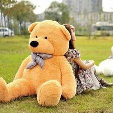 NEW GIANT HUGE BIG STUFFED ANIMAL TEDDY BEAR PLUSH SOFT TOY CUTE GIFT~