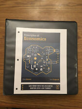 Principles of Economics by Mateer Coppock -USED