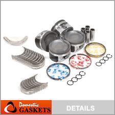Fits 02-06 Toyota Camry RAV4 Scion TC 2.4L DOHC Pistons Bearings Ring Set 2AZFE