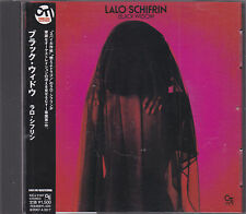 LALO SCHIFRIN - black widow CD japan edition