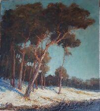 "Otto Eduard Pippel (Lodz 1878-1960 München), Ölgemälde ""Märzsonne"""