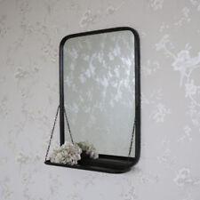 Miroirs noir muraux pour la décoration intérieure Salle de bain