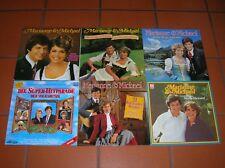 """""""12"""" - LP-Sammlung - MARIANNE & MICHAEL - 10 LPs und 1 DOLP - near MINT !!"""