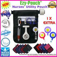 QUALITY Pink Purple Ezy-Pouch® Nurses Pouch Bag Pocket Pick a Color Gift Pack