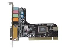 Sabrent PCI (SBTSP6C) Sound Card