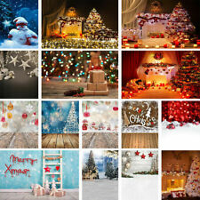 Lovely Christmas Photography Backdrop Xmas Props Home Party Wall Decor Screen