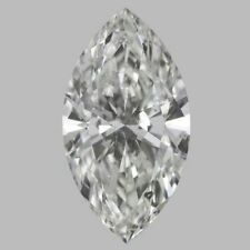 Charles and Colvard Forever One DEF Moissanite 4x2mm Marquise With Certificate