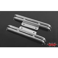 RC4WD Steel Tube Side Steps for Tamiya Hilux & Bruiser (Silver) VVV-C0116