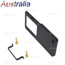 Mount Plate Adapter for GoPro Hero 6/5/4/3+ Session DJI Osmo Mobile Gimbal AU KT